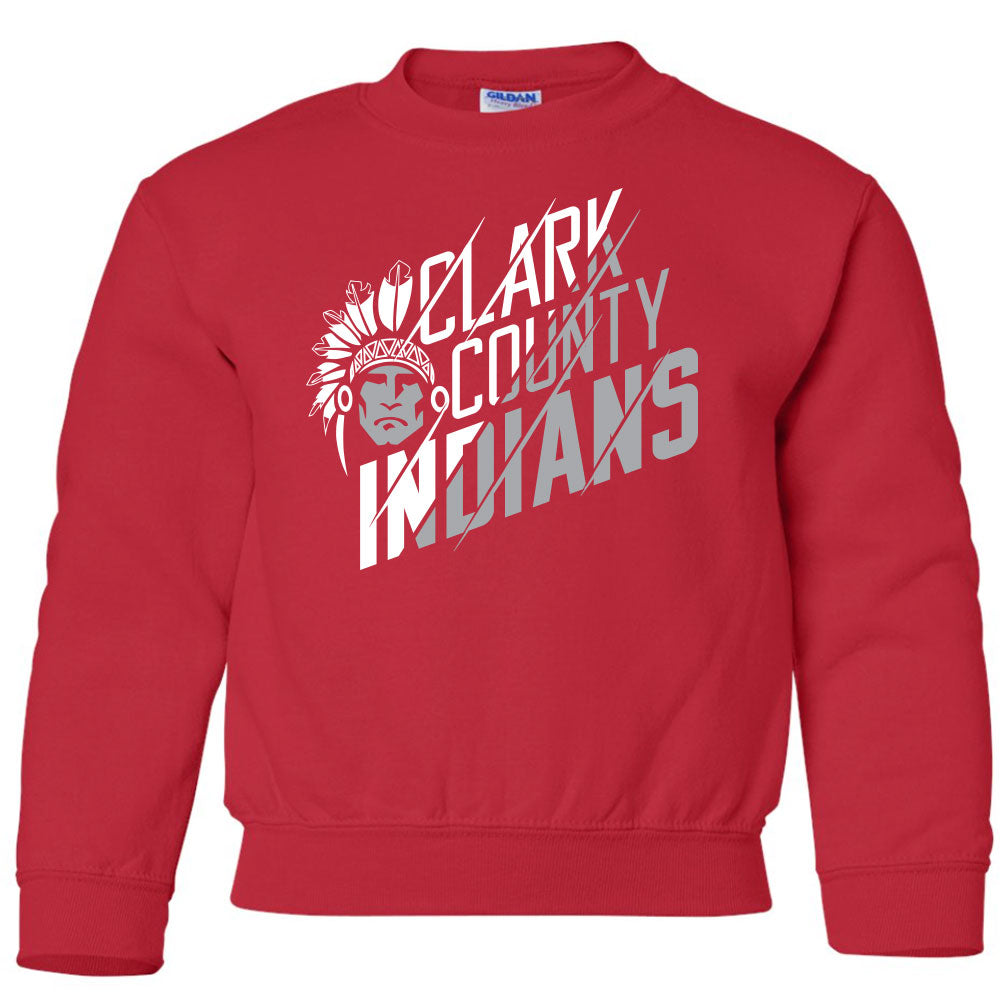 Clark County Youth Sweatshirt