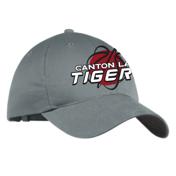Canton Basketball Nike Twill Adjustable Hat