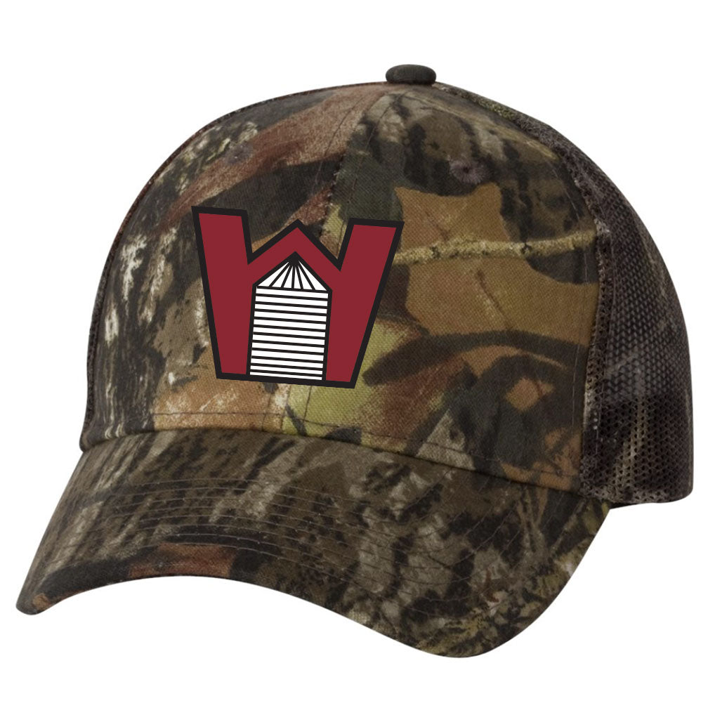 WIAS Outdoor Camo Hat