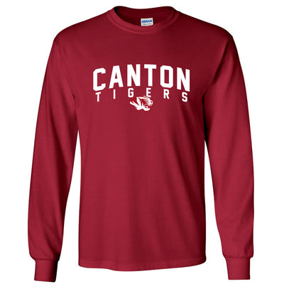 Canton Basketball Long Sleeve