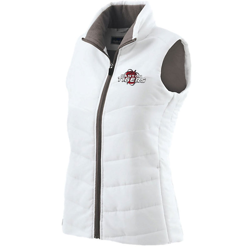 Canton Basketball Ladies Vest