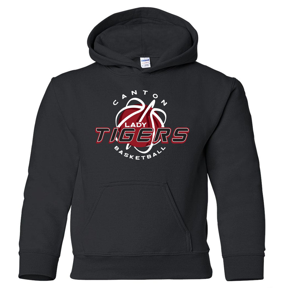 Canton Basketball Youth Hoodie