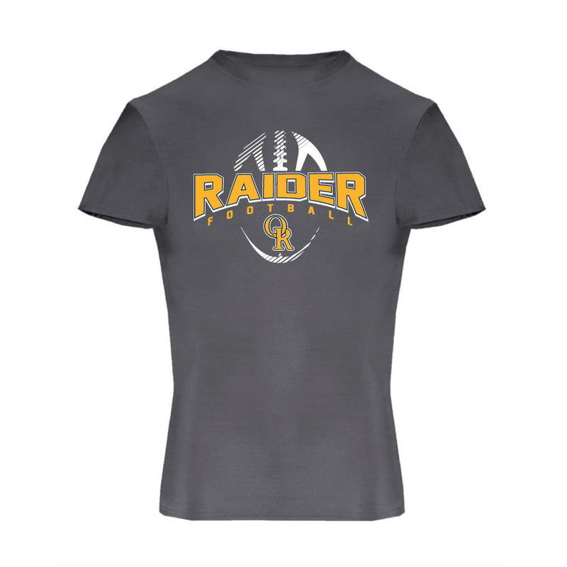 Raider Football 2020 Youth DriFit Compression Tee
