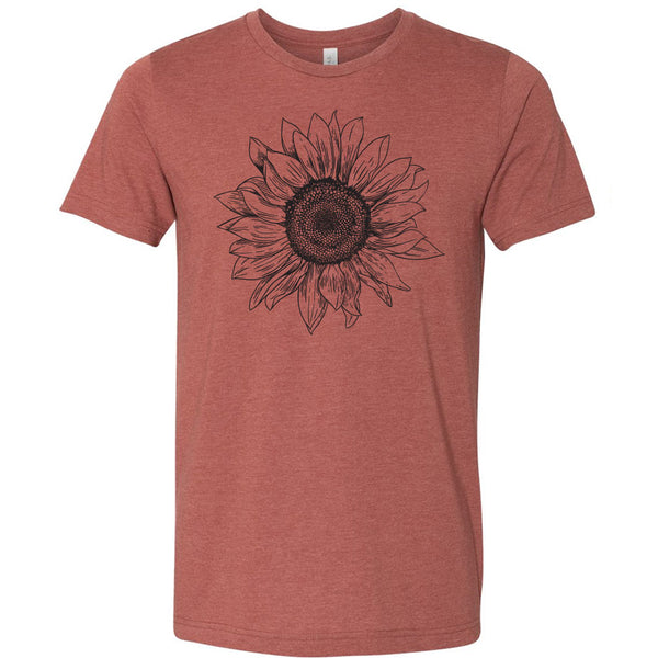 Fall Sunflower Softstyle T-Shirt