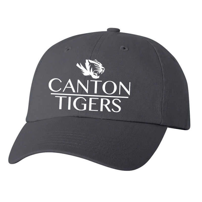 Canton Softstyle Hat Stack Tiger