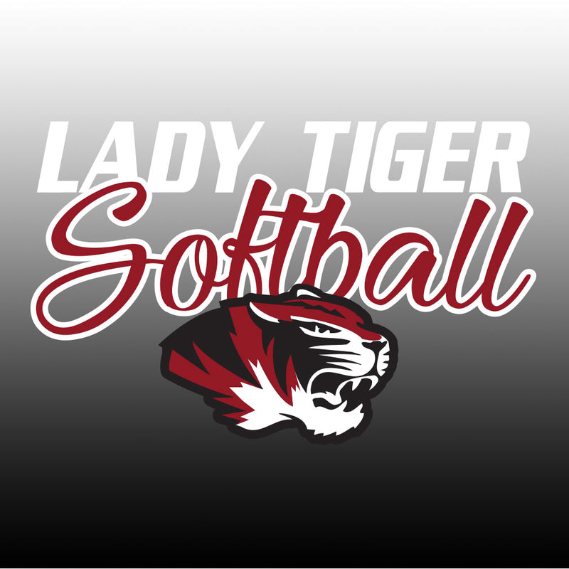 Canton Softball Decal