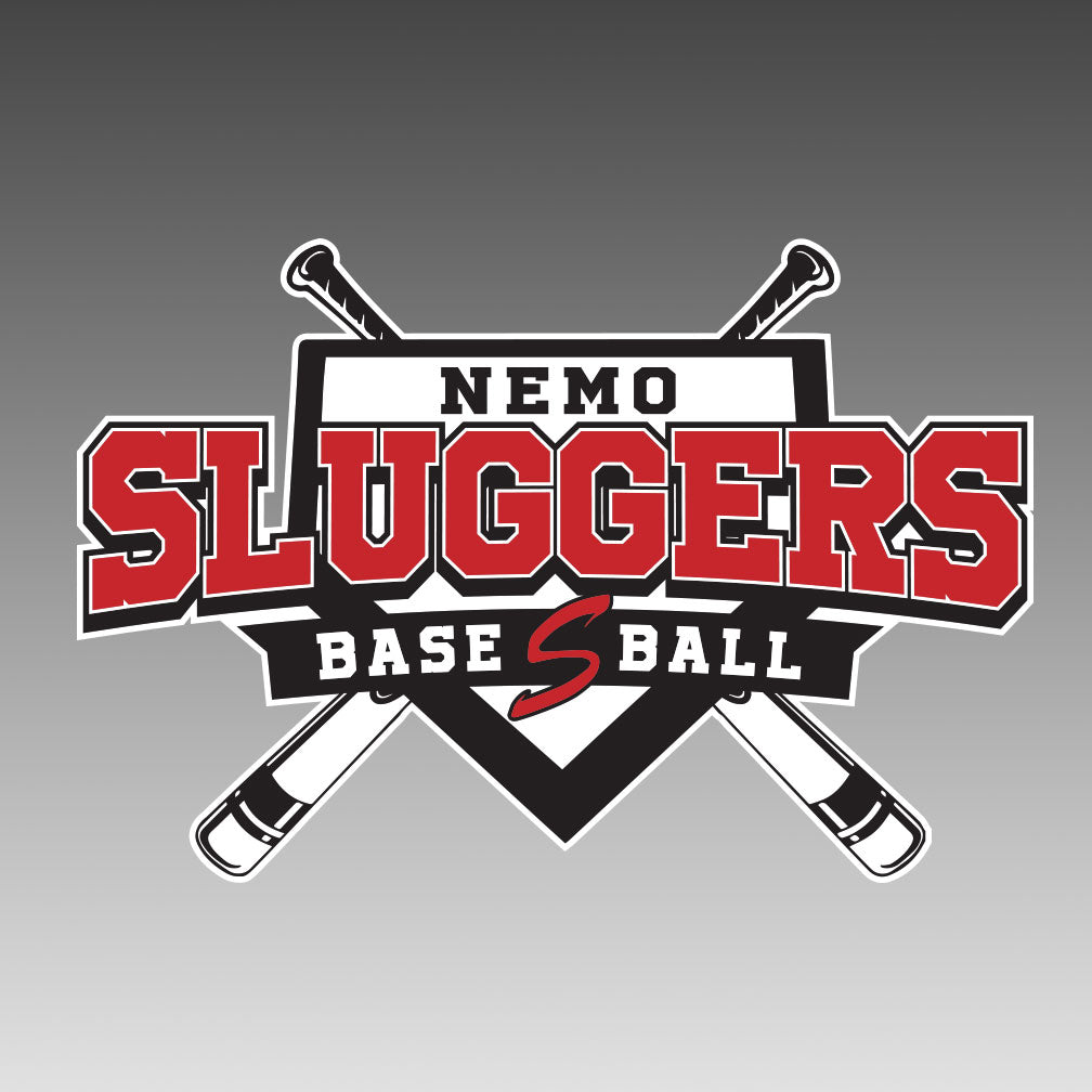 Nemo Sluggers Window Decal