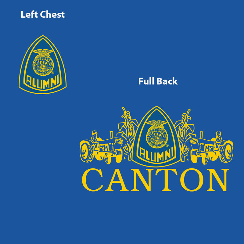 Canton FFA Alumni Long Sleeve