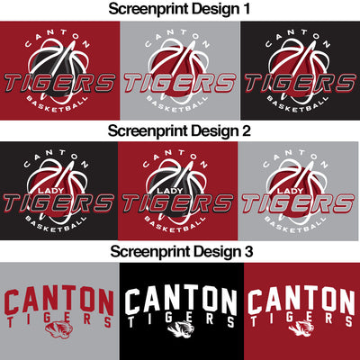 Canton Basketball T-Shirt