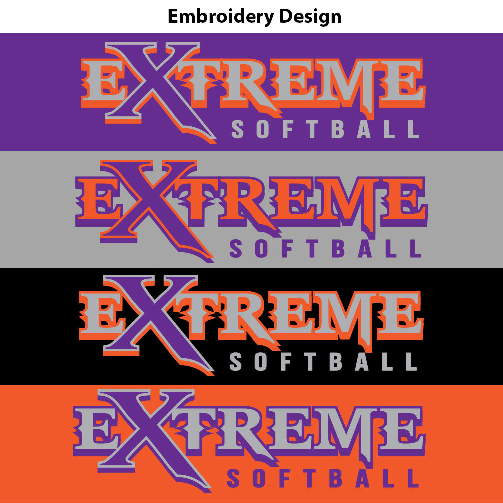 Extreme Softball Exctrify 1/4 Zip