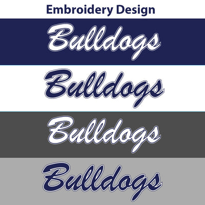 Bulldogs Ladies Electrify 1/4 Zip