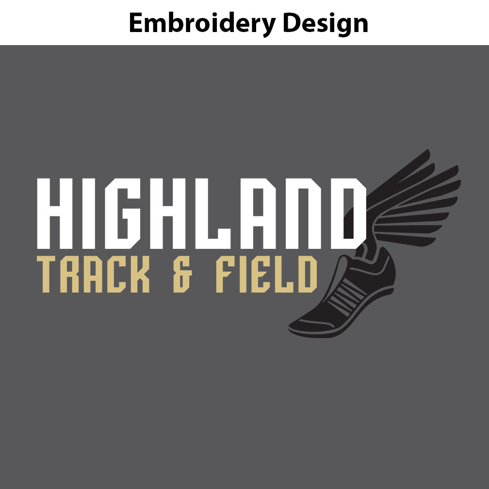 151591664291a Highland Track   Field Nike Hat Highland Track   Field Nike Hat