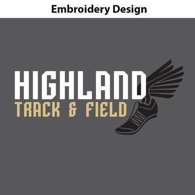 Highland Track & Field Nike Hat