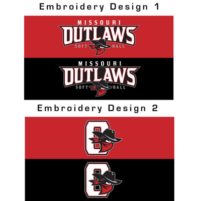 Outlaws Fleece Lined 1/4 Zip
