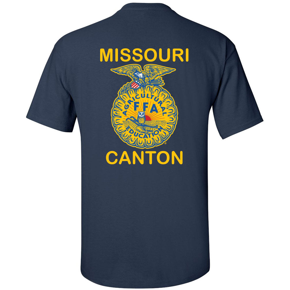 Canton FFA Jacket T-Shirt