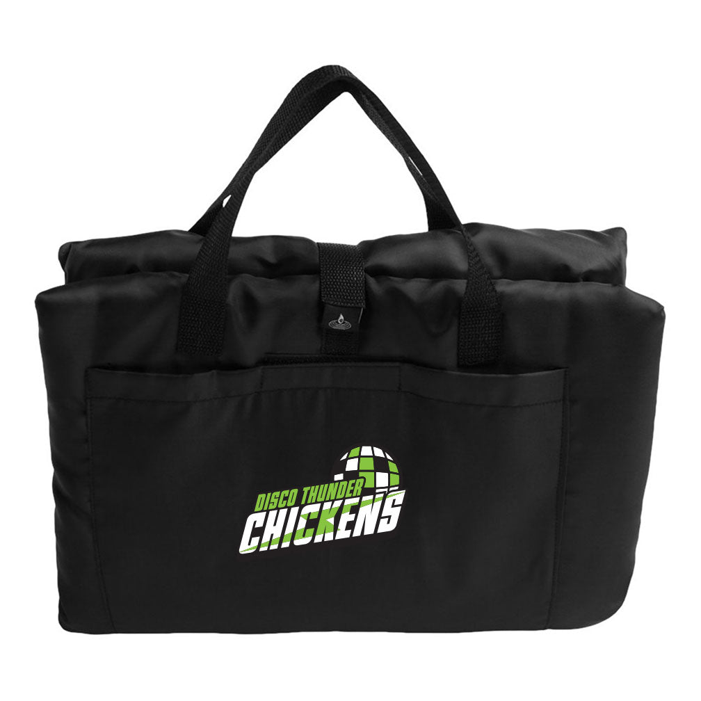 Disco Thunder Chickens Waterproof Blanket
