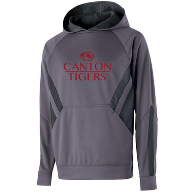 Canton Argon Hoodie Stack Tiger