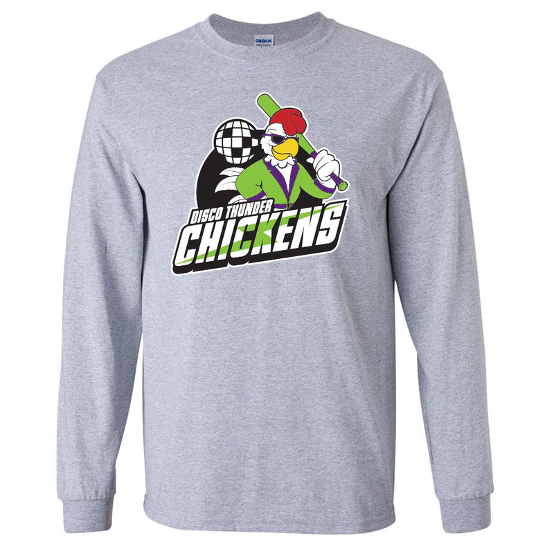 Disco Thunder Chickens Long Sleeve