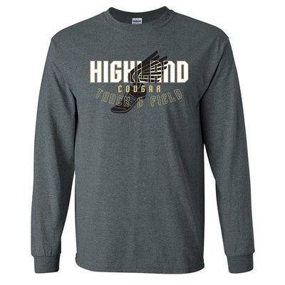 Highland Track & Field Long Sleeve