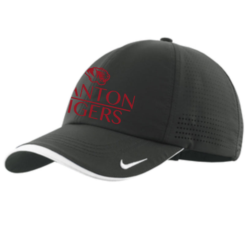 Canton Nike Running Hat Stack Tiger