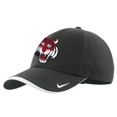 Canton Nike Running Hat Tiger Head