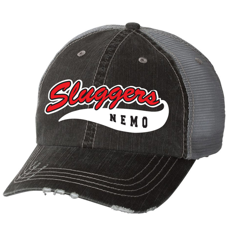 Nemo Sluggers Raglan Adjustable Hat