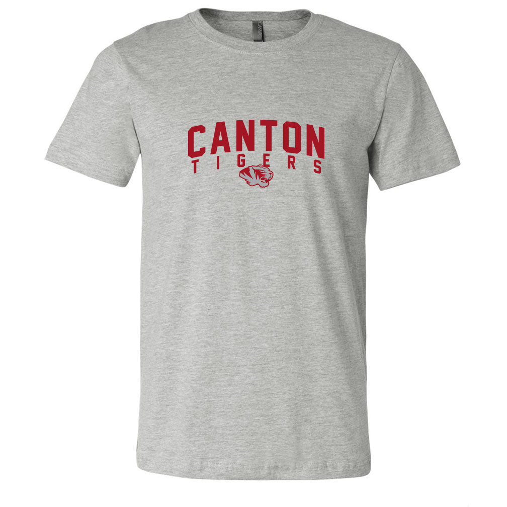 Canton Softstyle Tee Arched Tiger