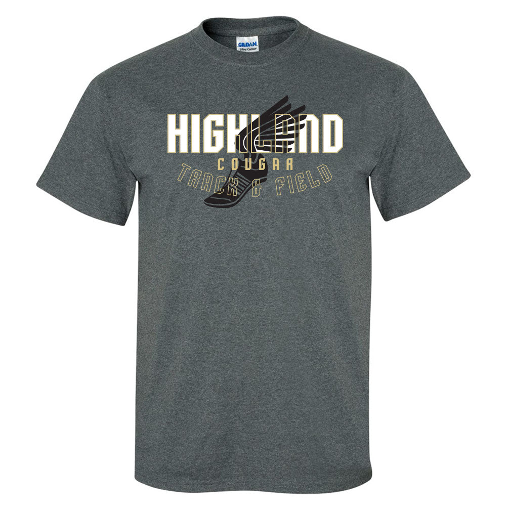 Highland Track & Field T-Shirt