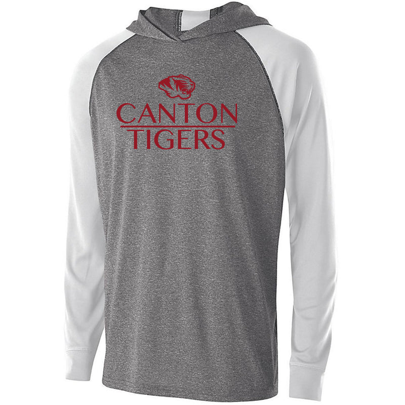 Canton Echo Hoodie Stack Tiger