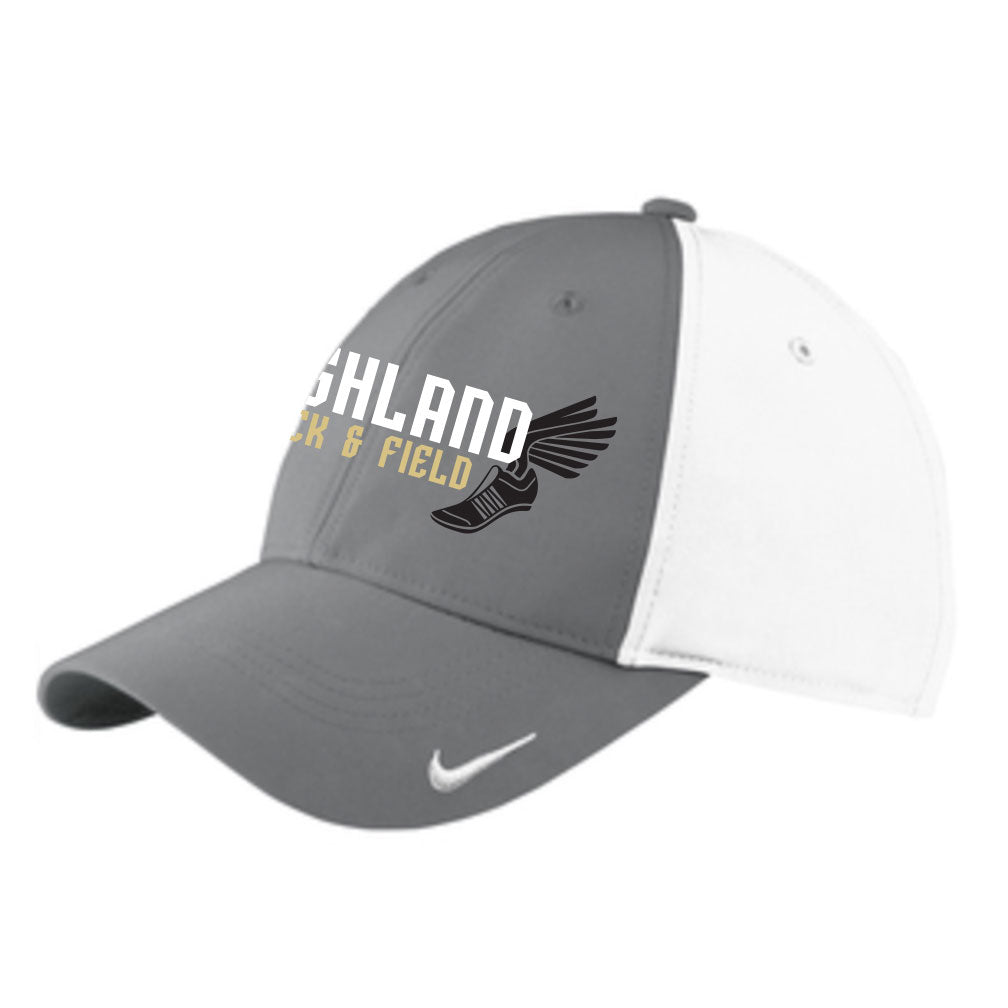 c8a85ef1cd6e7 Highland Track   Field Nike Hat – Design It Apparel