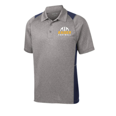 Raider Football 2020 ColorBlock Drifit Polo