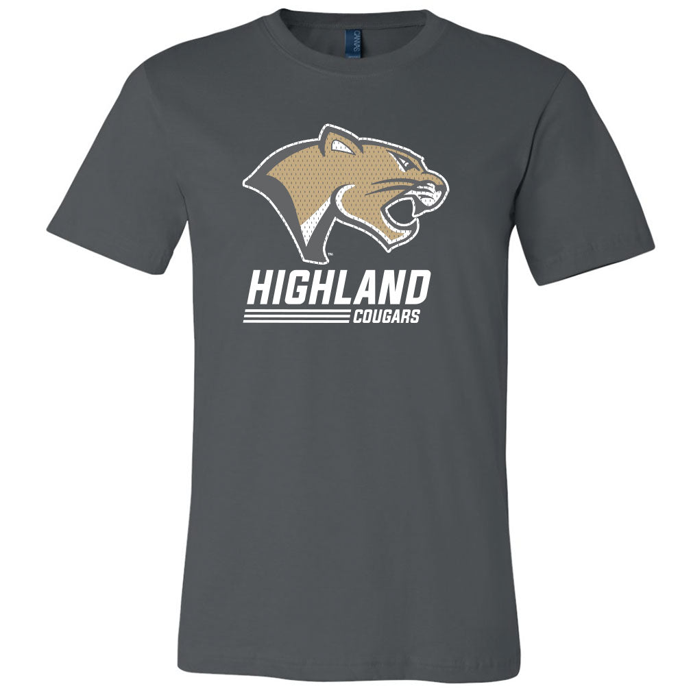 Highland Basketball Softstyle T-Shirt