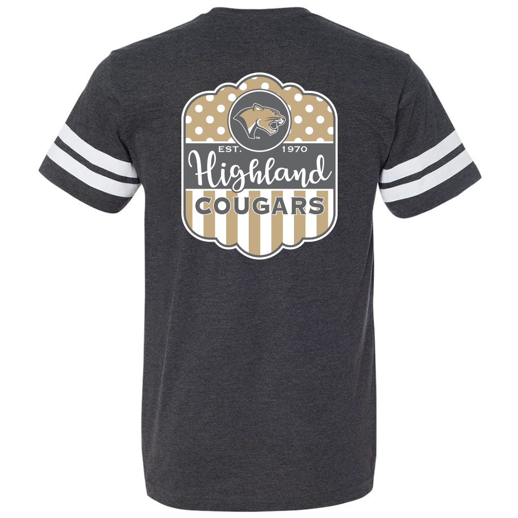 Highland Vintage T-Shirt HHS Design