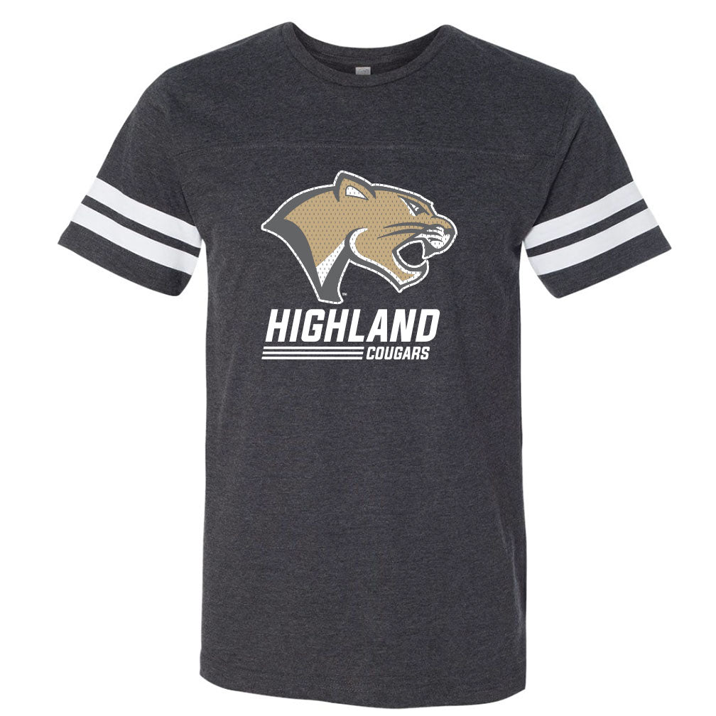 Highland Basketball Vintage T-Shirt
