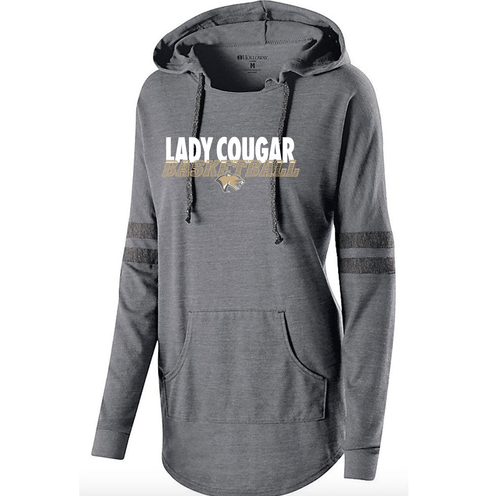Highland Ladies Hooded Pullover