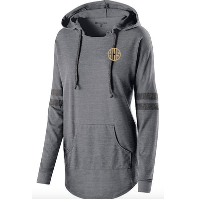 Highland Ladies Hooded Pullover HHS Design