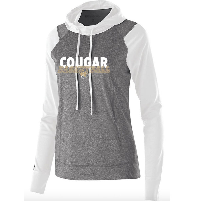 Highland Basketball Ladies Echo Light Weight Hoodies