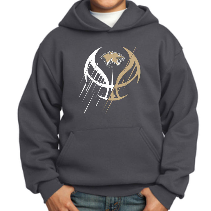 Highland Basketball Youth Hoodie