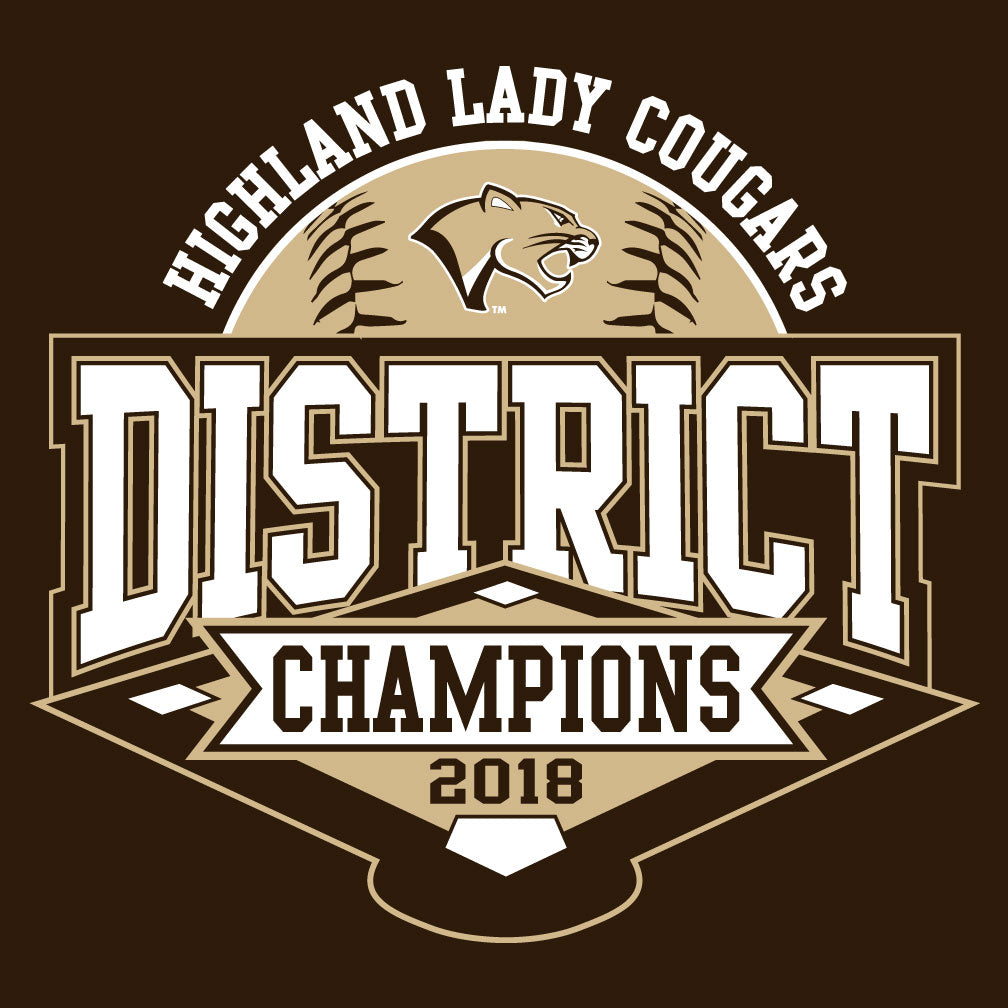 Highland Softball District Championship Sport-Tek® Super Heavyweight Pullover Hooded Sweatshirt