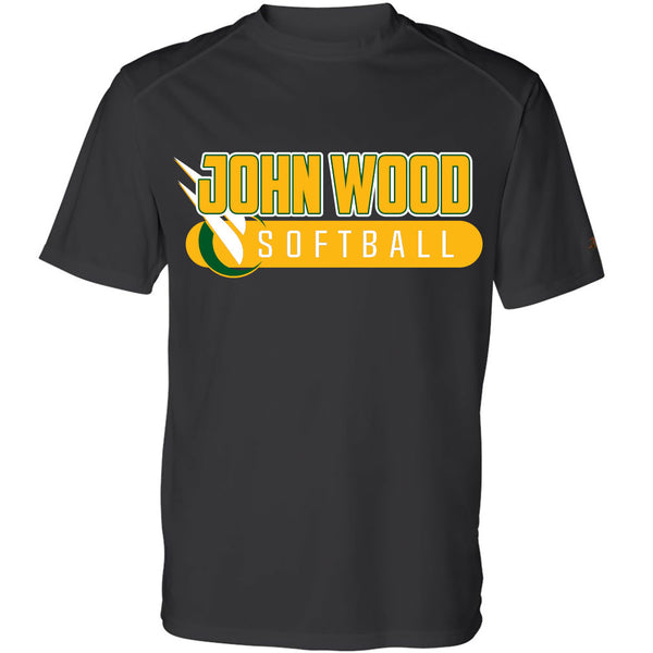 John Wood Softball Drifit T-Shirt