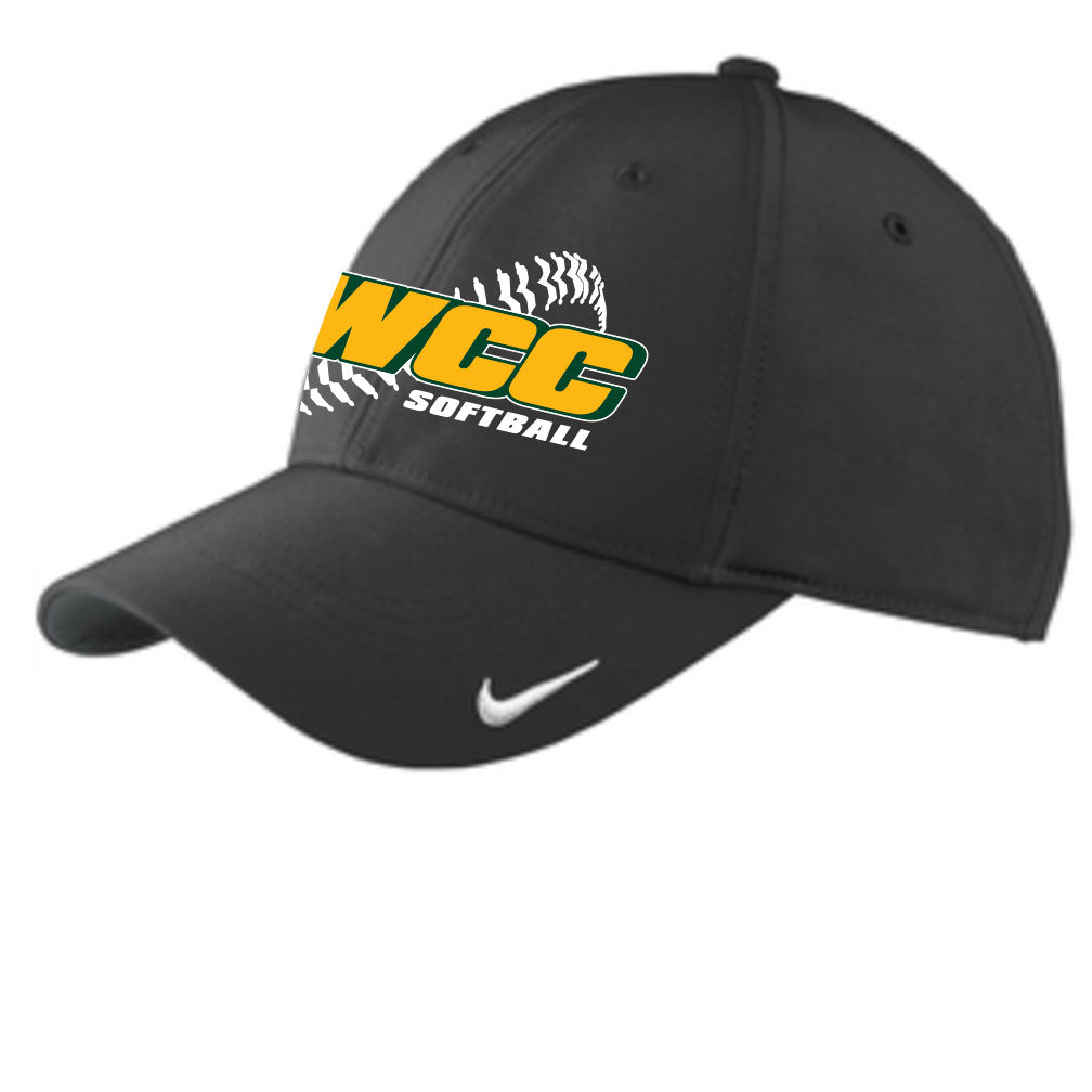 John Wood Softball Adjustable Nike Hat