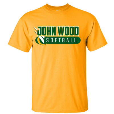John Wood Softball T-Shirt