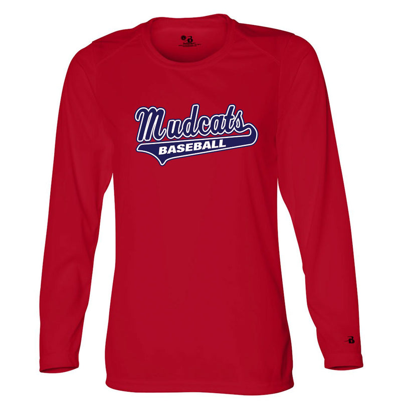 Mudcat Ladies Drifit Long Sleeve