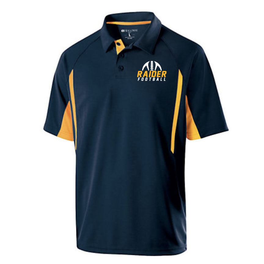 Raider Football 2019 Avenger Drifit Polo