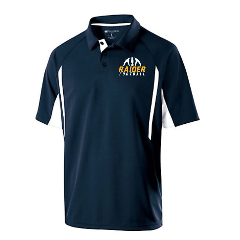 Raider Football 2020 Avenger Drifit Polo