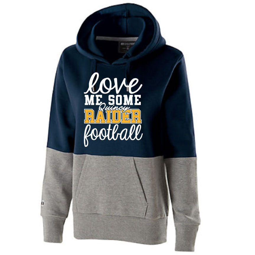 Raider Football 2019 Womens Ration Hoodie