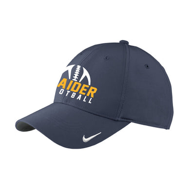 Raider Football 2019 Nike Adjustable Swoosh Legacy Hat