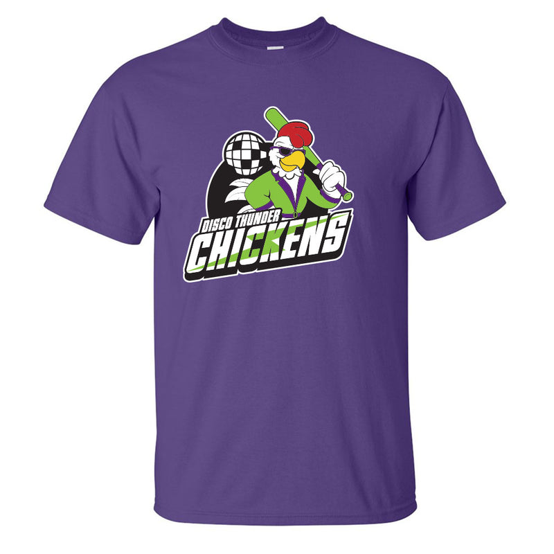 Disco Thunder Chickens T-Shirt