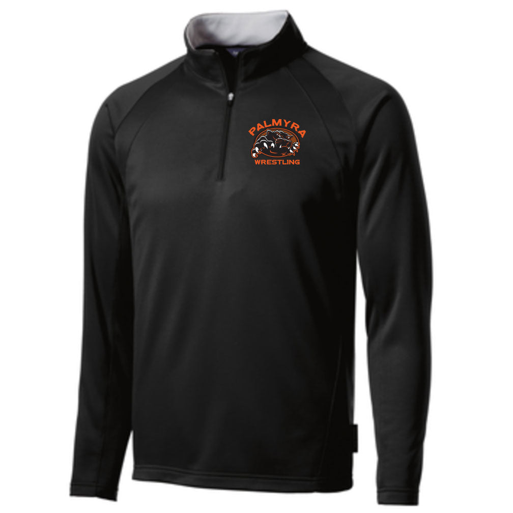 Palmyra Wrestling Fleece Lined 1/4 Zip