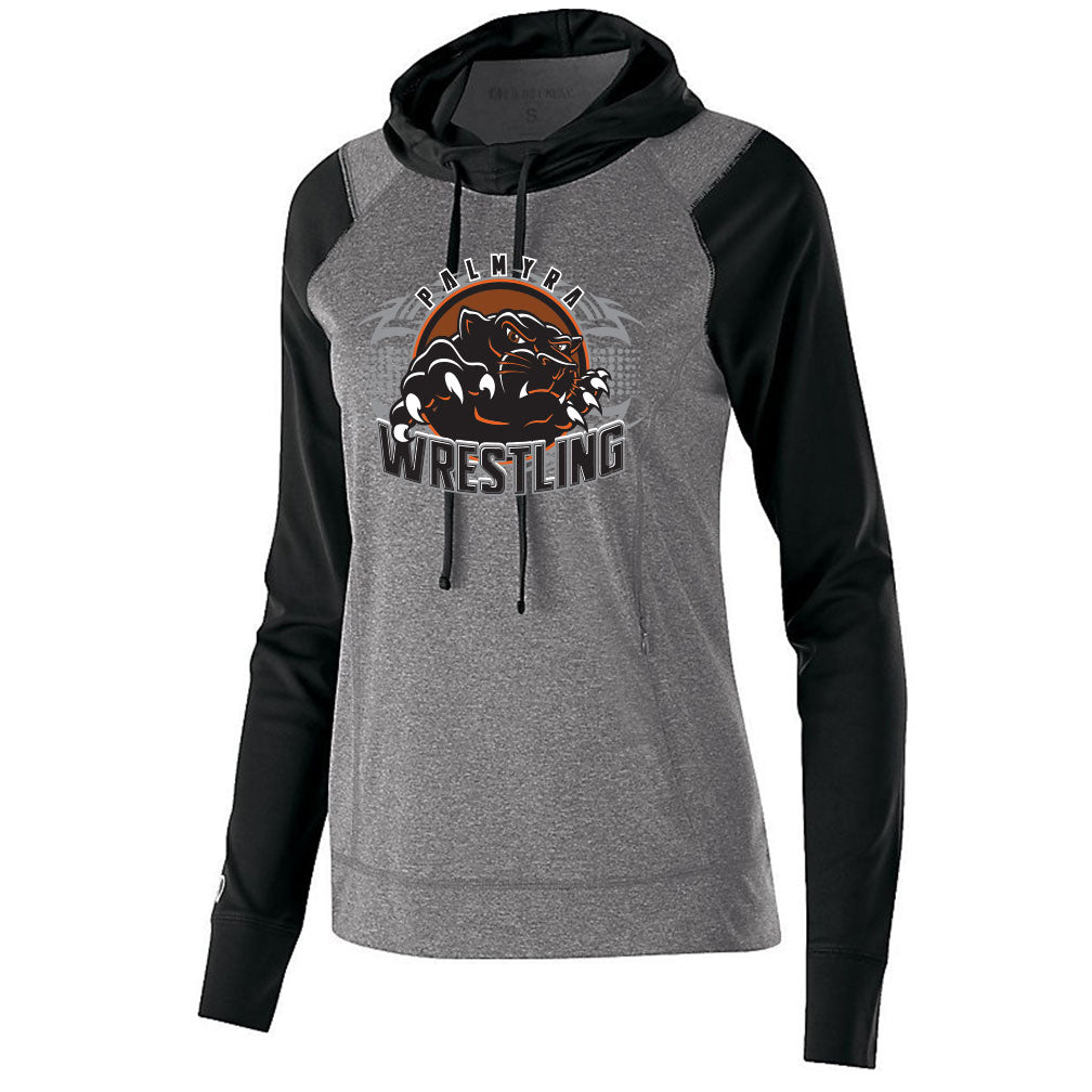 Palmyra Wrestling Woman's Light Weight Hoodie